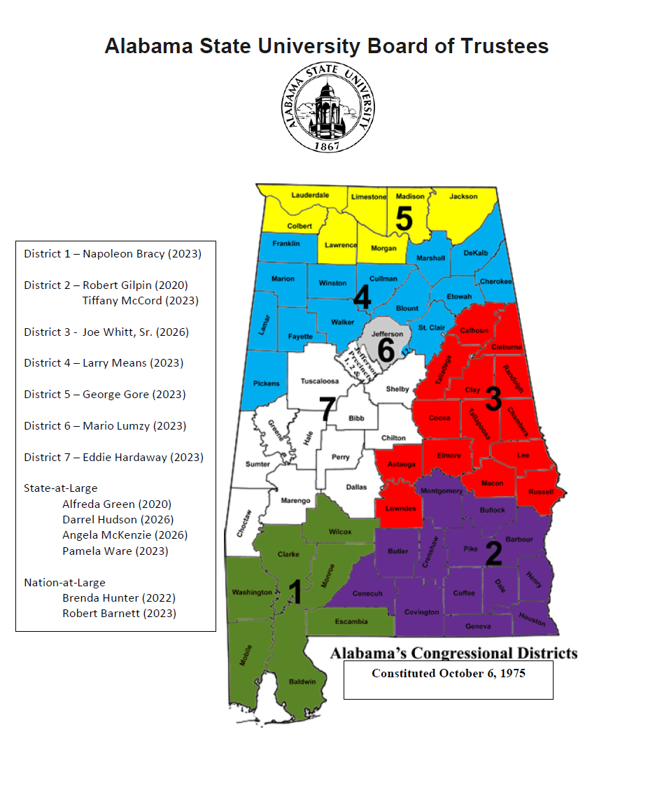 New District Map 2019