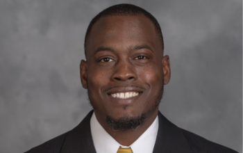 "Former Alabama State University football standout and NFL player, Tarvaris ""TJack"" Jackson"