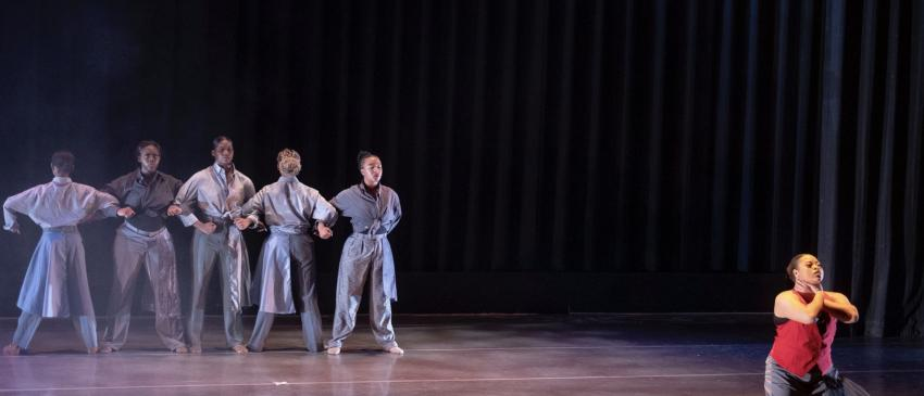 Switch to ASU Dance Majors Perform at Kennedy Center