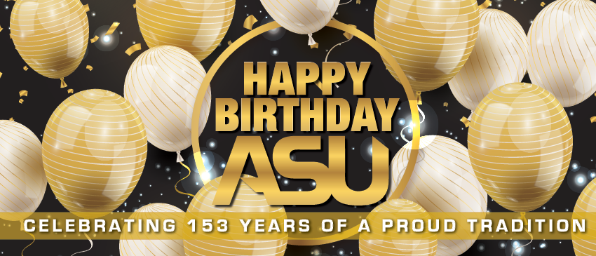 ASU 153 Birthday