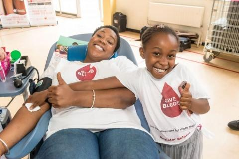 blood drive photo