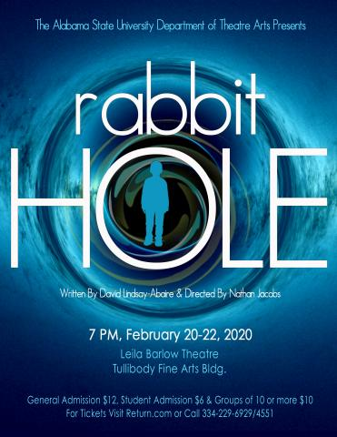 Rabbit Hole flyer