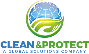CLEAN&pROTECT LOGO PNG