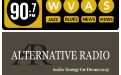 WVAS-FM and Alternative logos